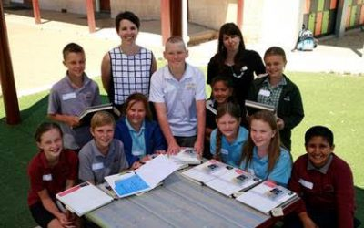 Young Research Fellows in Mallee Track
