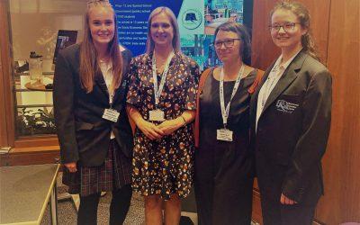 Taking Student Voice from Maryborough to Edinburgh