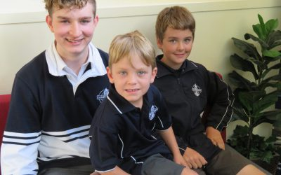 Camperdown College: An Innovative 3-way Buddy System