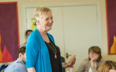 Workshop resilience with Maggie Farrar